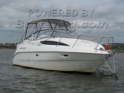 Bayliner 2655 Ciera Wide Beam