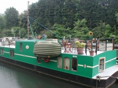 Historic Steam Ltd Houseboat 55