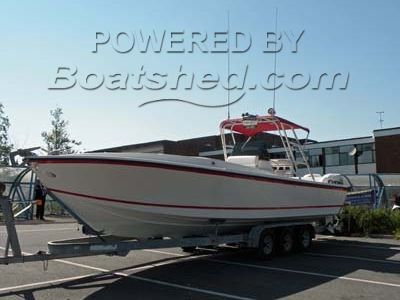 Intrepid Boats USA Intrepid 30