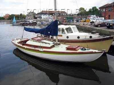 Sweden Nordic Folkboat