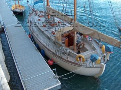 50 ' Auxilary Gaff Ketch - Colin Archer Type