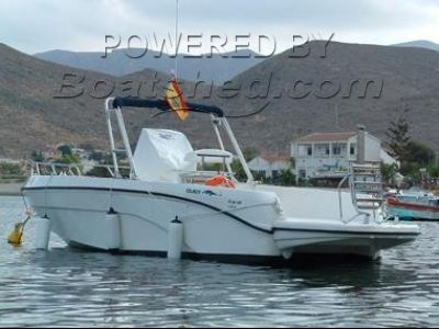 Quer Boats Spain 24 Open Sports Fisher
