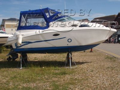 Lema Gen 4 Berth Diesel Sports Boat