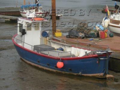 Fishing Boat 28