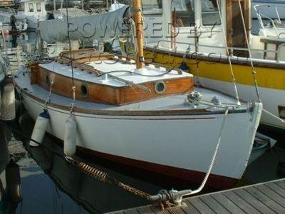 Sloop Rigged Sailing Boat