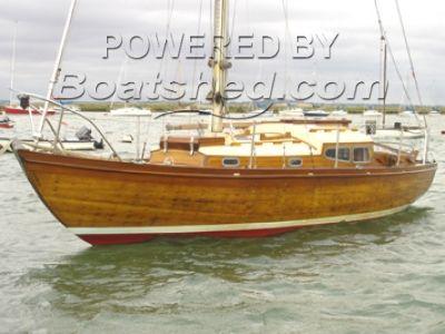 Holman and Pye Holman 26 Classic Yacht
