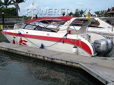 B&B Boats Sport Cruiser 37