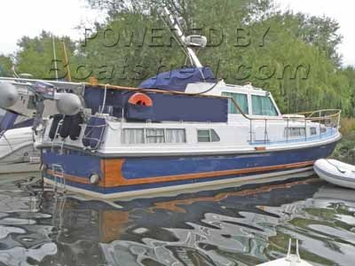 Halmatic / Guernsey Yachts Nelson 42