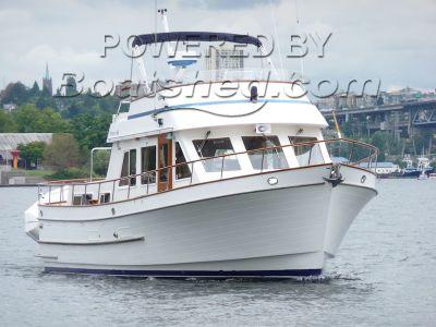 Ocean Alexander 40 Trawler