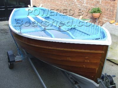 East Coast Coble Boat