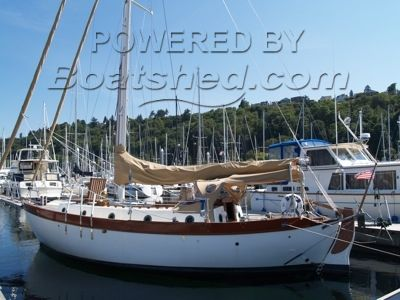 Westsail 32 Offshore Cutter
