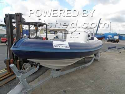 Blue Water Marine Animal 6.3