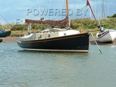 Norfolk Gypsy Classic Sailing Boat