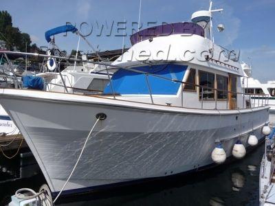CHB Trawler Yacht 41'