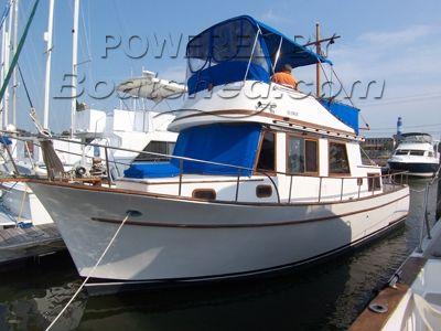 Chung Hwa 34' Trawler