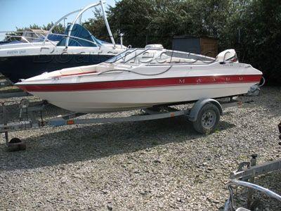 Maxum 1700 XR Bowrider