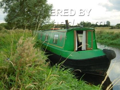 55ft Trad Stern Narrowboat