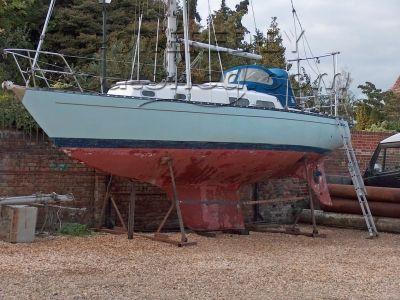 Elizabethan 30 sloop