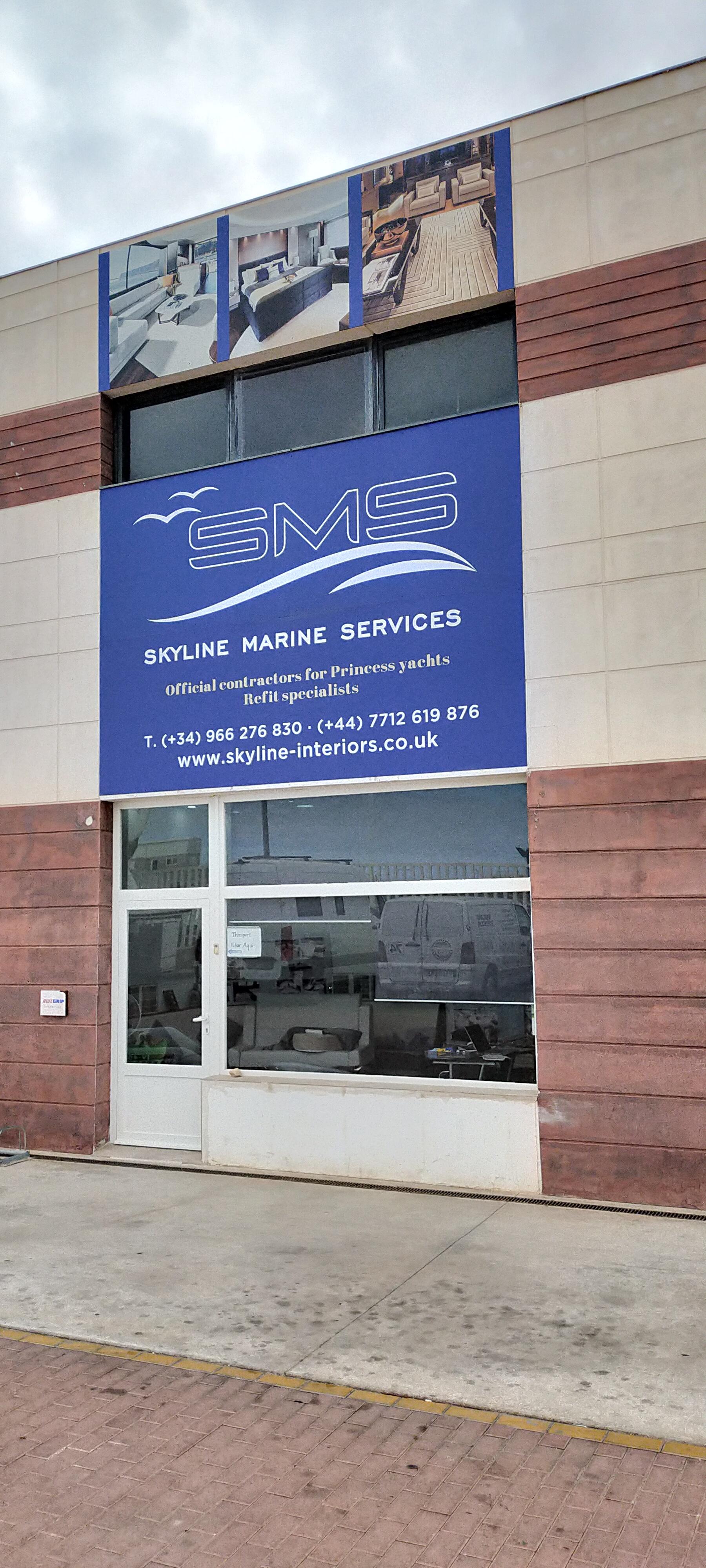 Skyline Marine Services