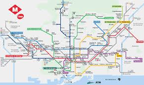 Barcelona Metro & Bus