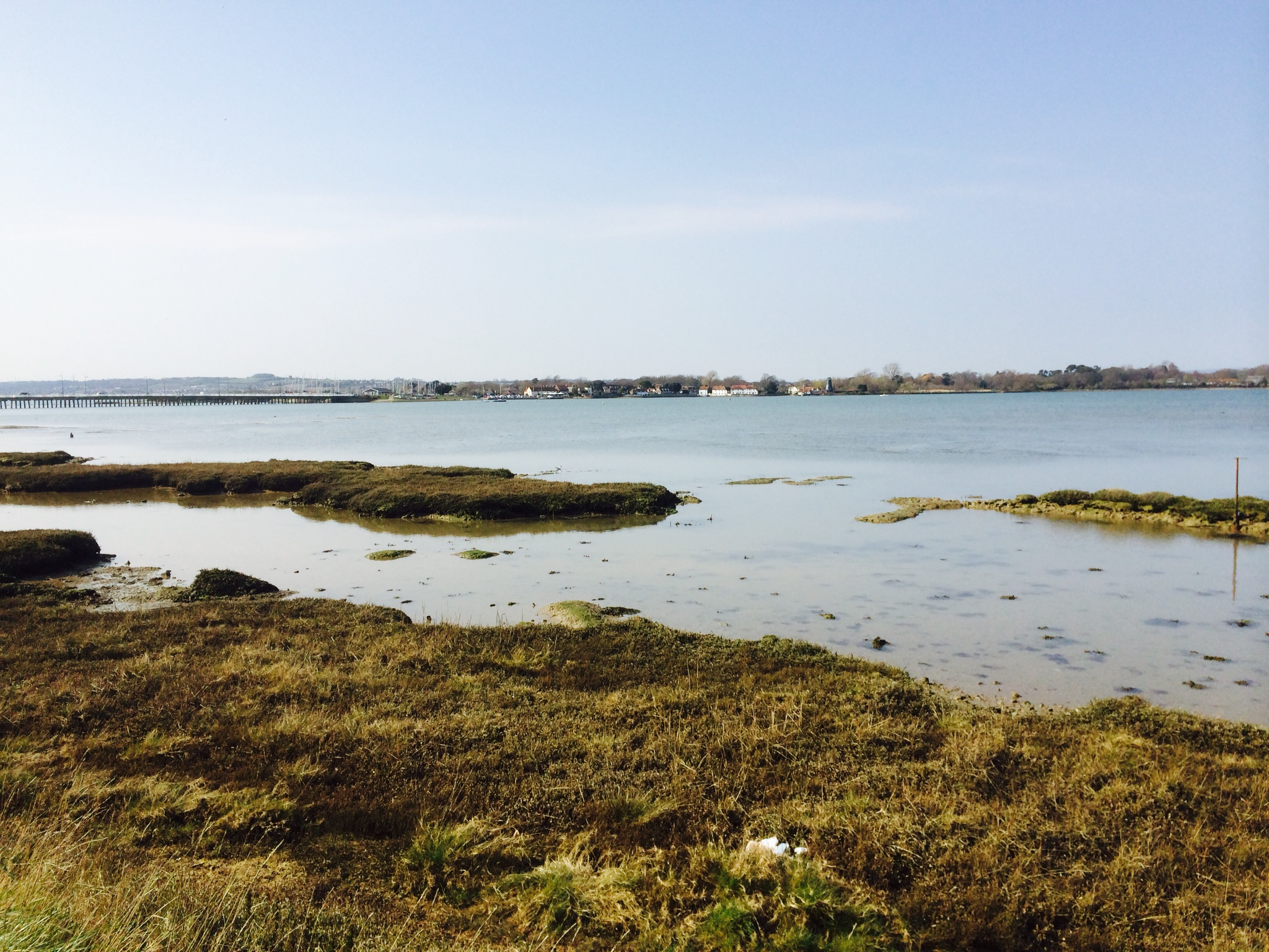 Cambermet Weather Reports from Chichester Harbour
