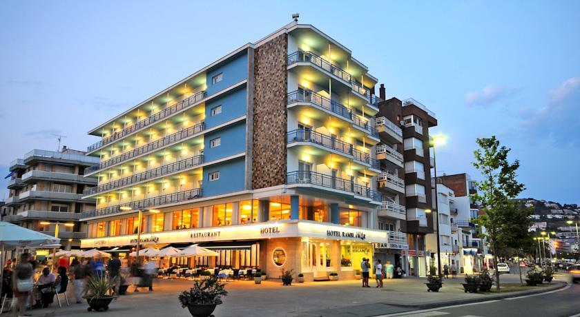 Ramblamar Hotel - Roses