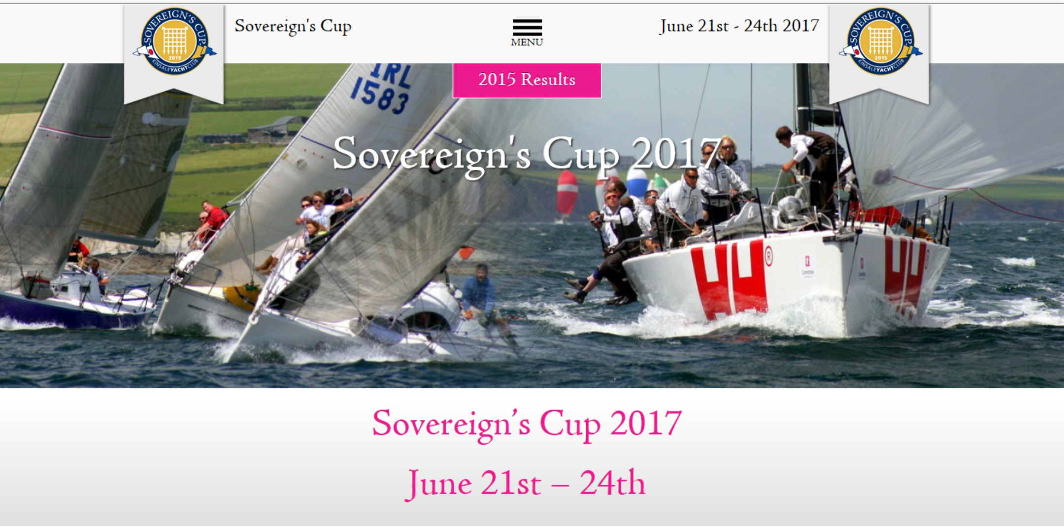 Sovereigns Cup 2017