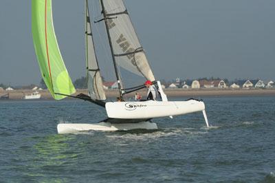 Echo Sailing