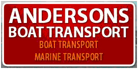Andersons Boat Transport,