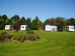 The Willows Caravan and Campsite