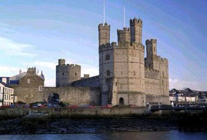 Caernarfon Harbour - Victoria Dock