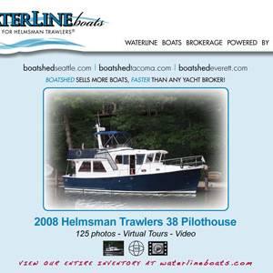 2008 Helmsman 38 PH For Sale!