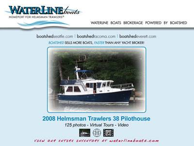 2008 Helmsman 38 PH For Sale!