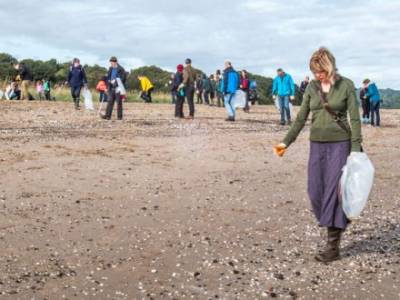 THE GREAT BRITISH BEACH CLEAN STARTS THIS WEEKEND