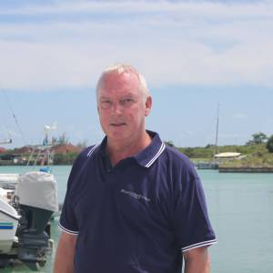 Steve Green - Boatshed Antigua