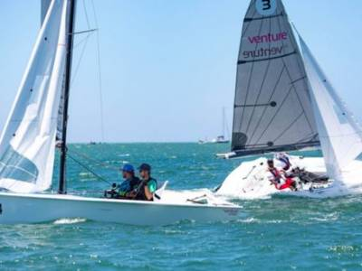 Para World Sailing bronze for British duo