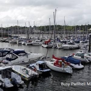 Circumnavigating the UK in a Leisure 27, Part 14 - Stranraer to Pwllheli Via Isle of Man