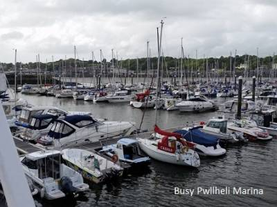 Circumnavigating the UK in a Leisure 27, Part 14 - Stranraer to Pwllheli Via Isle of Man