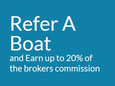 Refer a Boat - How to earn extra income by referring a boat to Boatshed