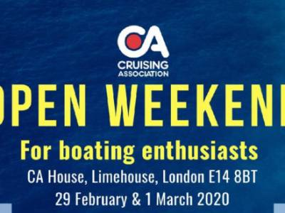 CA Open Weekend