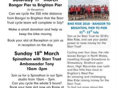 PLEASE SUPPORT THIS LOCAL CHARITY EVENT WITH BOATSHED BRIGHTON!