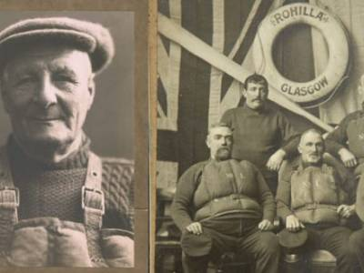 The lifeboat heroes of World War one who saved over 200 lives