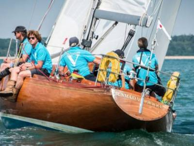 Cowes Classics are ready for action