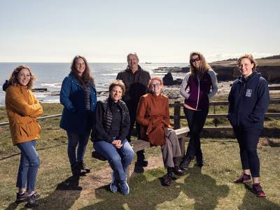 UK's first £5m marine landscape partnership 'SeaScapes' launches in North East