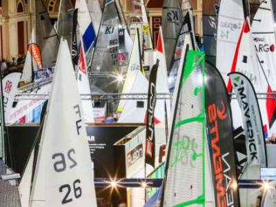 Discover a world of opportunity at the RYA Dinghy Show 2020