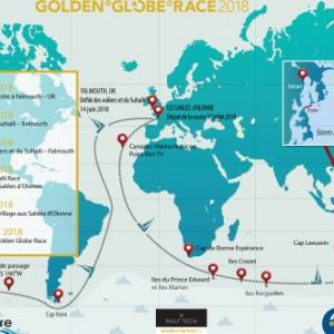 """Boatshed joins Golden Globe Race as """"Official Supplier"""""""