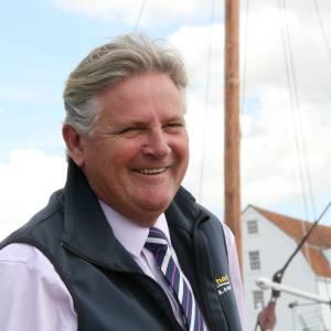 Philip Berkeley - Boatshed Suffolk