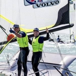 Miami provides early season test for Britain's elite sailors