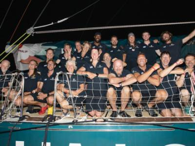 Ha Long Bay, Viet Nam secures line honours in race to the Whitsundays