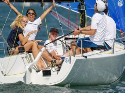 Antigua Sailing Week supports Youth Day at Cowes Week